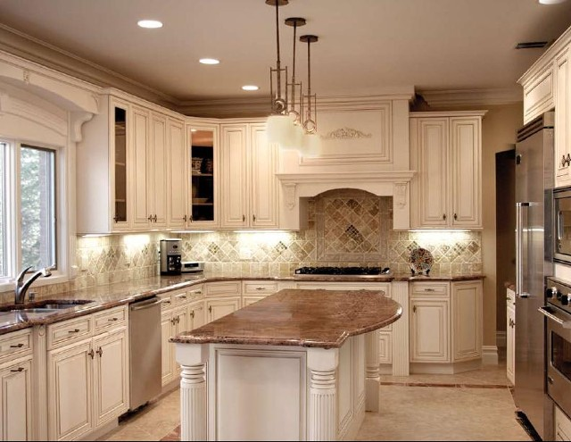 Kitchen pictures idea design layout mordern traditional for Sample kitchens kitchen ideas